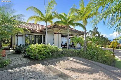 Kaanapali Golf Estates Single Family Home For Sale: 211 Welau Way