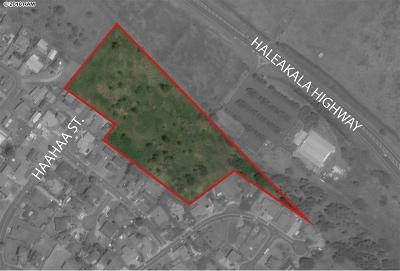 Pukalani Residential Lots & Land For Sale: Haahaa St