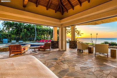 Maui County Single Family Home For Sale: 4039 Lower Honoapiilani Rd