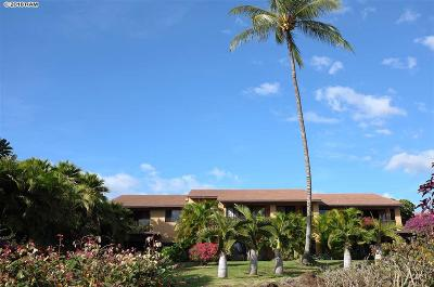 Maui County Condo/Townhouse For Sale: 3300 Wailea Alanui Dr #40-D