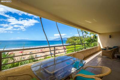 Kihei Condo/Townhouse For Sale: 4400 Makena Rd #205