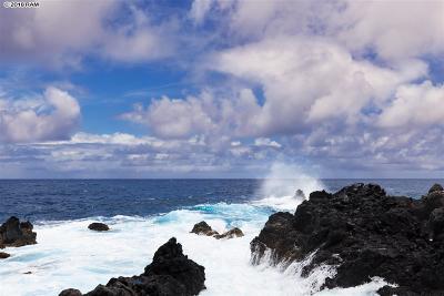 Hana Residential Lots & Land For Sale: 47000 Hana Hwy #Oceanfro