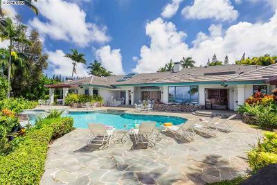 Maui County Single Family Home For Sale: 231 Plantation Club Dr #25