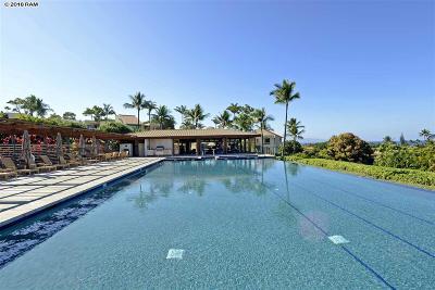 Maui County Condo For Sale: 3100 Wailea Alanui Dr #6