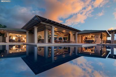 Maui County Single Family Home For Sale: 5490 Makena Rd