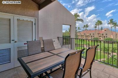 Condo/Townhouse For Sale: 2695 S Kihei Rd #7-409