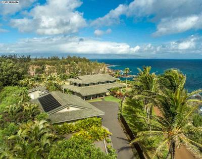 Maui County Single Family Home For Sale: 2175 Hana Hwy