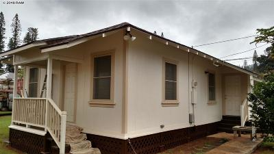 Lanai City HI Single Family Home For Sale: $395,000