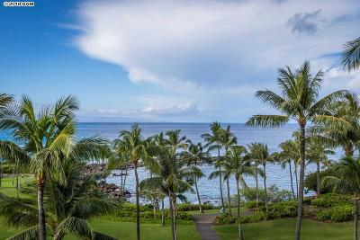 Maui County Condo For Sale: 1 Bay Dr #2403