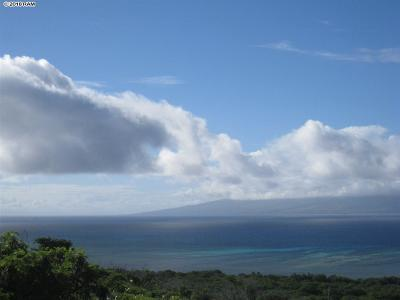 Maui County Residential Lots & Land For Sale: Ulua Rd #Kawela L