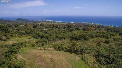 Hana Residential Lots & Land For Sale: 110 Waiho'i Rd
