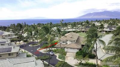 Maui County Condo For Sale: 370 Kai Malu Pl #49A