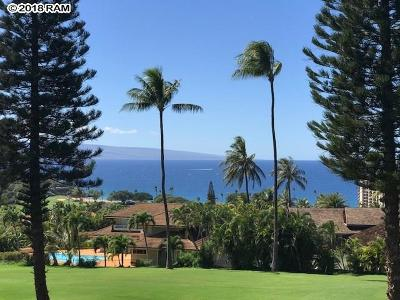 Lahaina HI Condo For Sale: $1,085,000