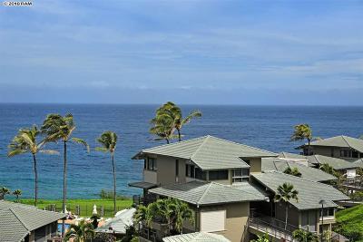 Kapalua Bay Villas Condo For Sale: 500 Bay Dr #12B3