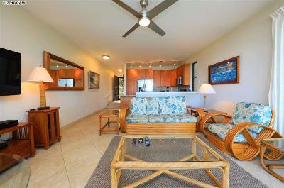 Condo/Townhouse For Sale: 5295 Lower Honoapiilani Rd #B44