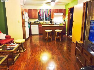 Single Family Home For Sale: 170 E Welakahao Rd