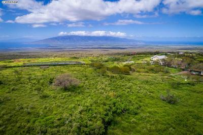 Residential Lots & Land For Sale: Naalae Rd