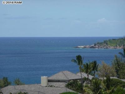 Maui County Condo For Sale: 100 Ridge Rd #1114