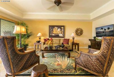 Maui County Condo For Sale: 160 Kainui Loop #64-A