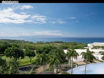 Maui County Condo For Sale: 100 Kaukahi St #16C
