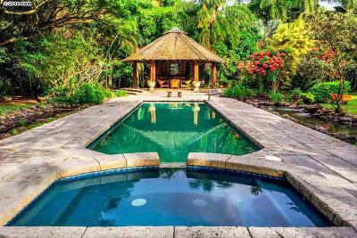 Haiku Single Family Home For Sale: 315 Pauwela Rd