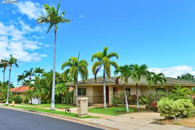 Kihei HI Single Family Home For Sale: $2,890,000
