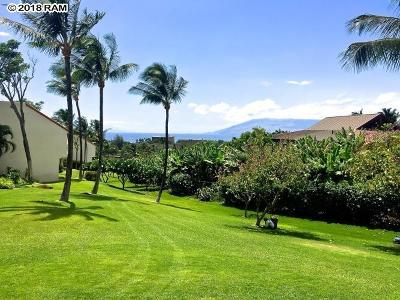 Maui County Condo For Sale: 3150 Wailea Alanui Dr #3803