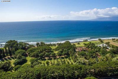 Lahaina Residential Lots & Land For Sale: 45 Kuahulu Pl #Lot 4-B