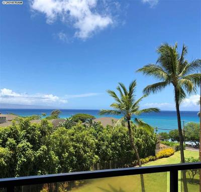 Kahana Villa Condo/Townhouse For Sale: 4242 Lower Honoapiilani Rd #E-412