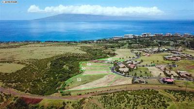 Residential Lots & Land For Sale: 544 Anapuni Loop #Lanikeha