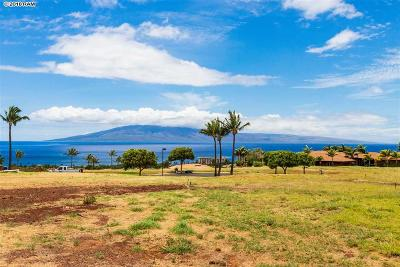 Residential Lots & Land For Sale: 110 Lewa Lani Pl