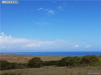 Maui County Residential Lots & Land For Sale: 79 Pa Loa Papohaku Ranchlands Loop
