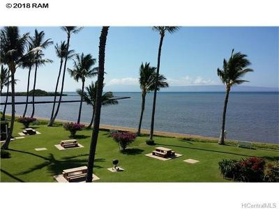 Maui County Condo/Townhouse For Sale: 1000 Kamehameha Hwy #A306