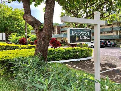 Kahana Reef Condo For Sale: 4471 Lower Honoapiilani Rd #205