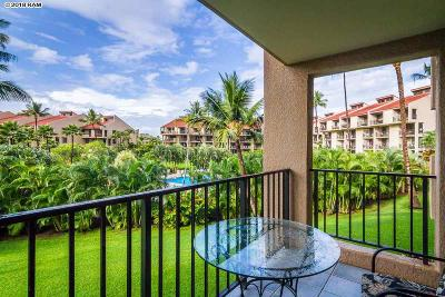Condo/Townhouse For Sale: 2695 S Kihei Rd #6-204