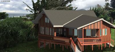 Hana Single Family Home For Sale: 7059 Hana Hwy