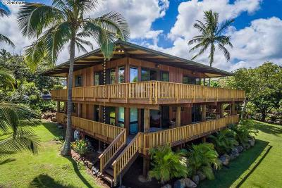 Single Family Home For Sale: 3408 Kuaua Pl