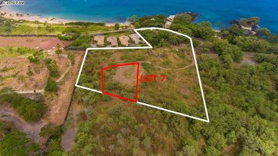Residential Lots & Land For Sale: 5405 Makena Rd #Lot 7