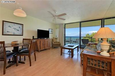 Kahana Reef Condo For Sale: 4471 Lower Honoapiilani Rd #414