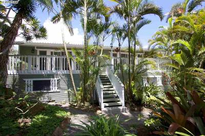 Haiku Single Family Home For Sale: 57 S Honokala Rd