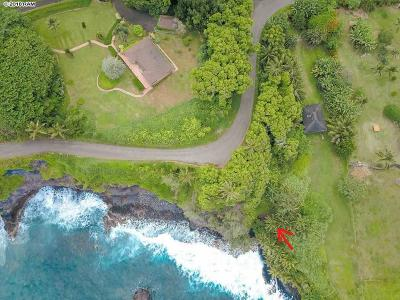 Hana Residential Lots & Land For Sale: Hana Hwy
