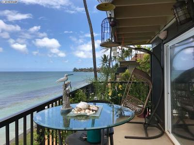 Lahaina HI Condo For Sale: $375,000