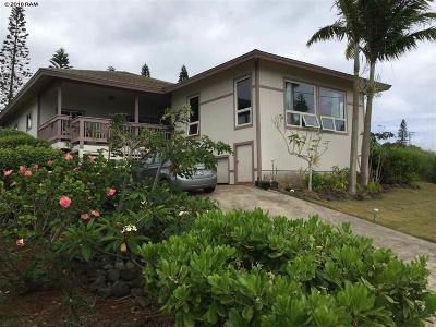 Maunaloa HI Single Family Home For Sale: $385,000