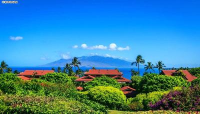 Maui County Condo/Townhouse For Sale: 4000 Wailea Alanui Dr #2303