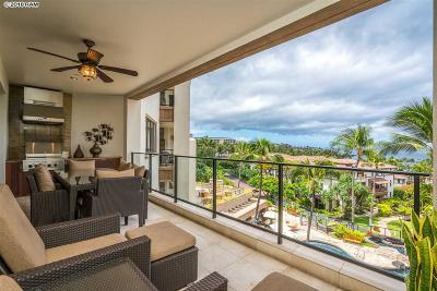 Kihei Condo/Townhouse For Sale: 3800 Wailea Alanui Dr #308