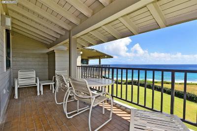 Kapalua Bay Villas Condo For Sale: 500 Bay Dr #19B4