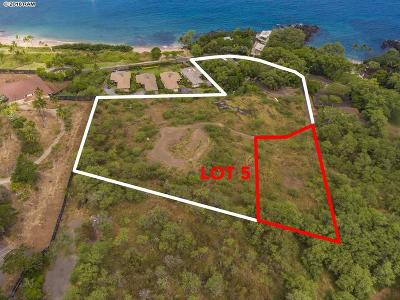 Residential Lots & Land For Sale: 5405 Makena Rd #Lot 5