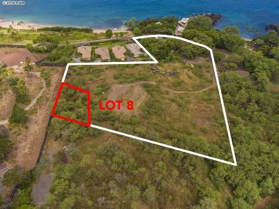 Residential Lots & Land For Sale: 5405 Makena Rd #Lot 8