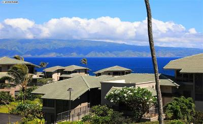 Kapalua Bay Villas Condo/Townhouse For Sale: 500 Bay Dr #11-B1