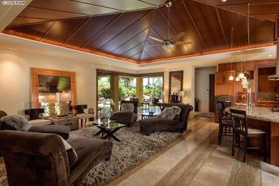 Kihei HI Single Family Home For Sale: $2,395,000